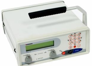 UltraSonic Flow Meter - Express Instrument Hire