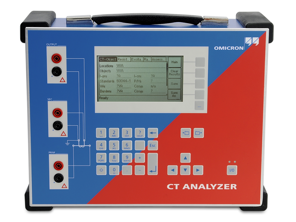Omicron Ct Analyser Express Instrument Hire