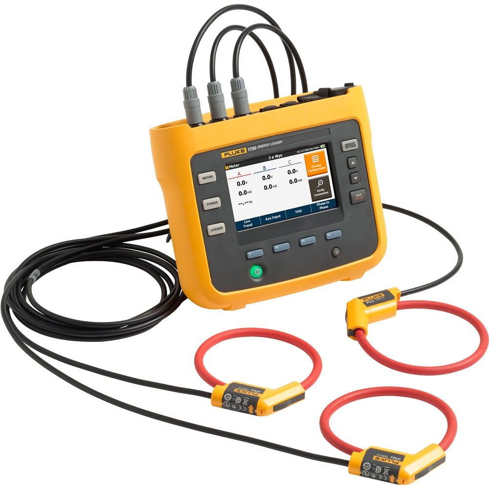 Electrical Monitoring Express Instrument Hire Continuity Tester Is A Device Which Measures Whether Fluke 1730